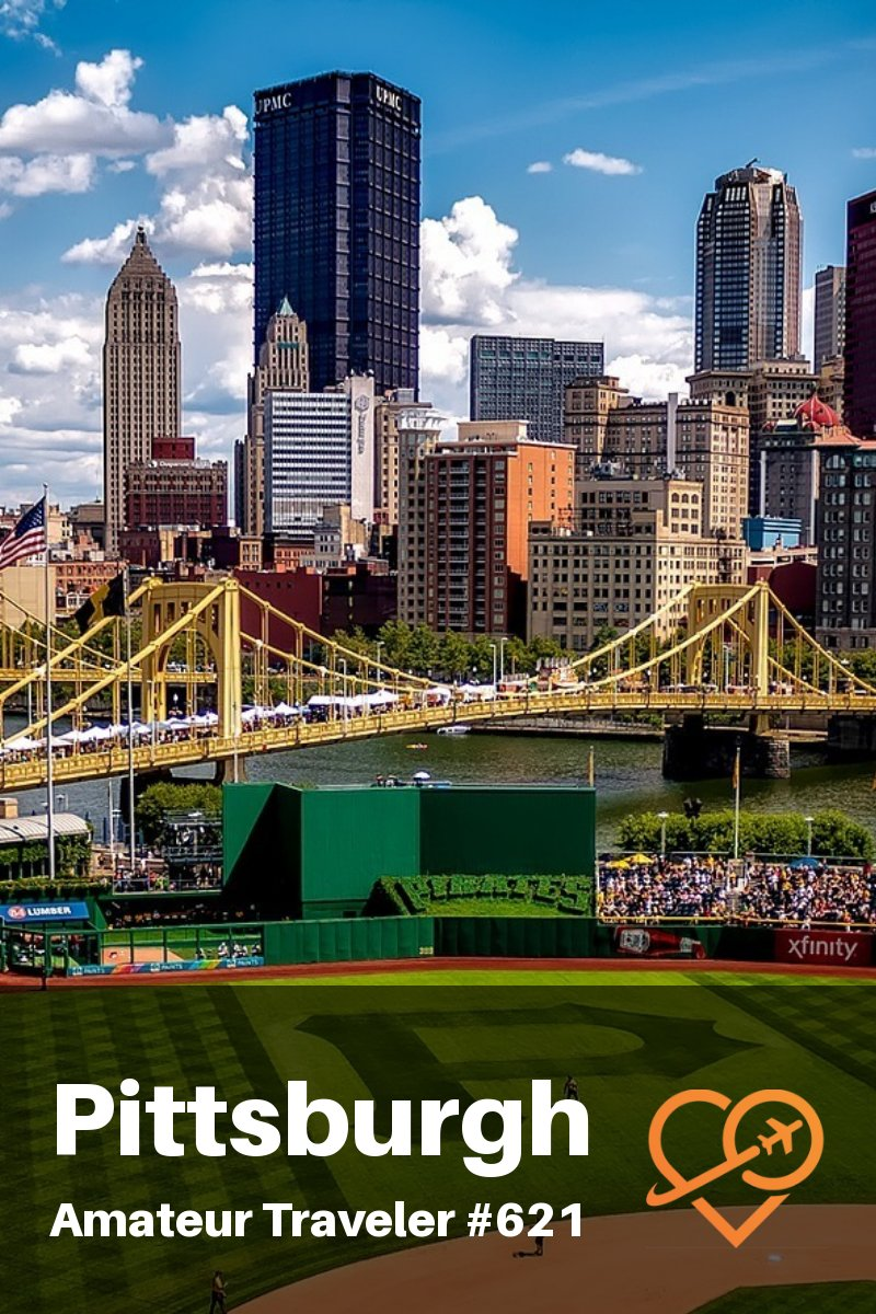 Travel to Pittsburgh and Western Pennsylvania - What to do, see and eat (Podcast) #travel #pittsburgh #pennsylvania #podcast
