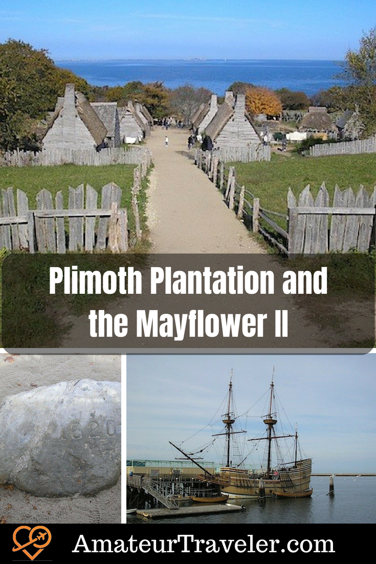 Plimoth Plantation and the Mayflower II #massachusetts #boston #travel