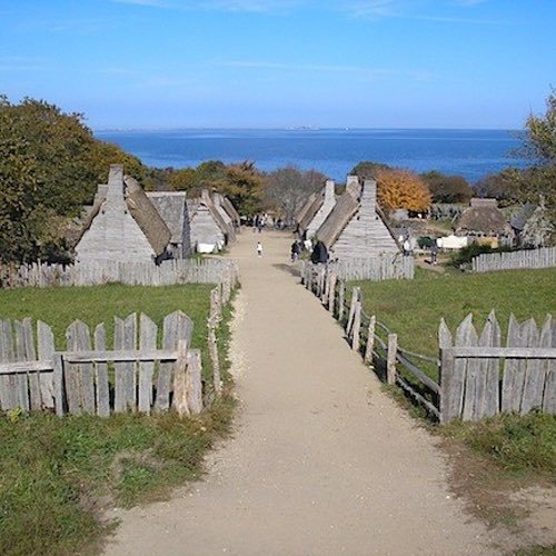 Things to do in Plymouth, Massachusetts including Plimoth Plantation and the Mayflower II