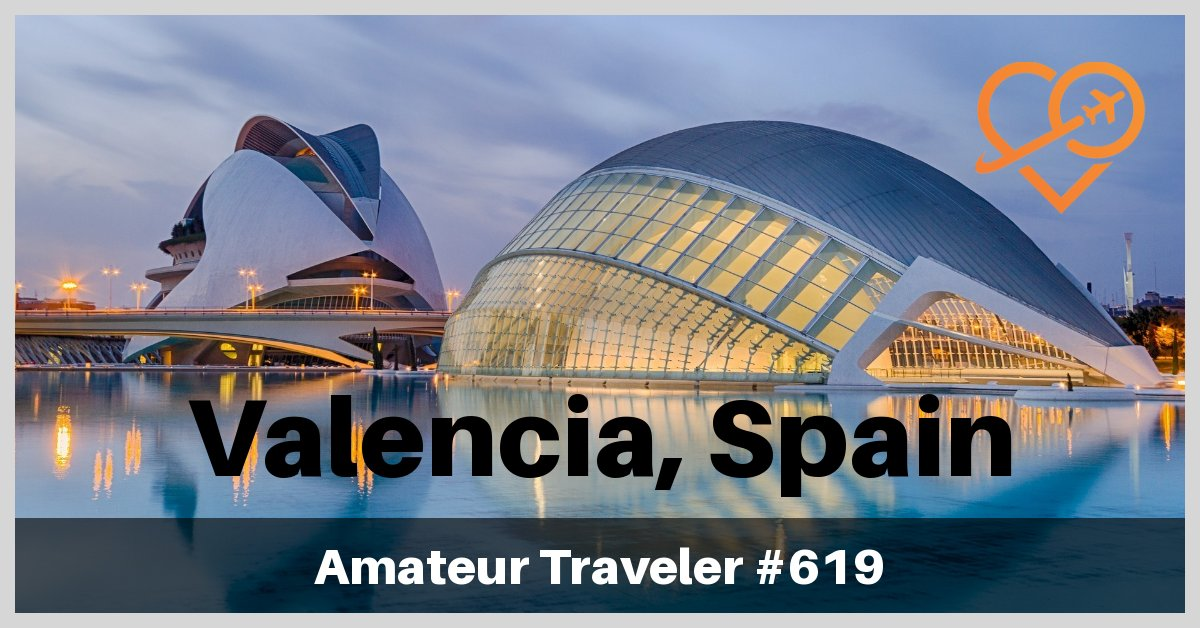 Travel to Valencia Spain, A One Week Itinerary in Spain's 4th Largest City #travel #spain