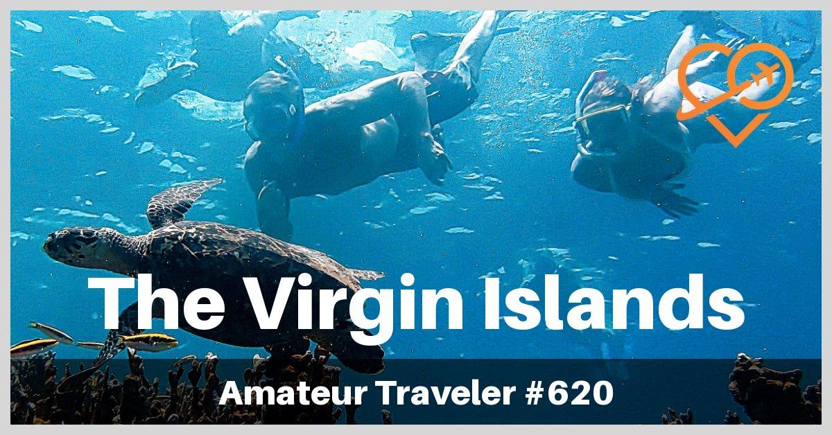 Sail the Virgin Islands - a One Week Itinerary (Podcast) #travel #sailing #virigin-islands
