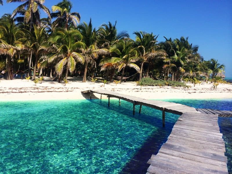 Glover's Reef - Belize