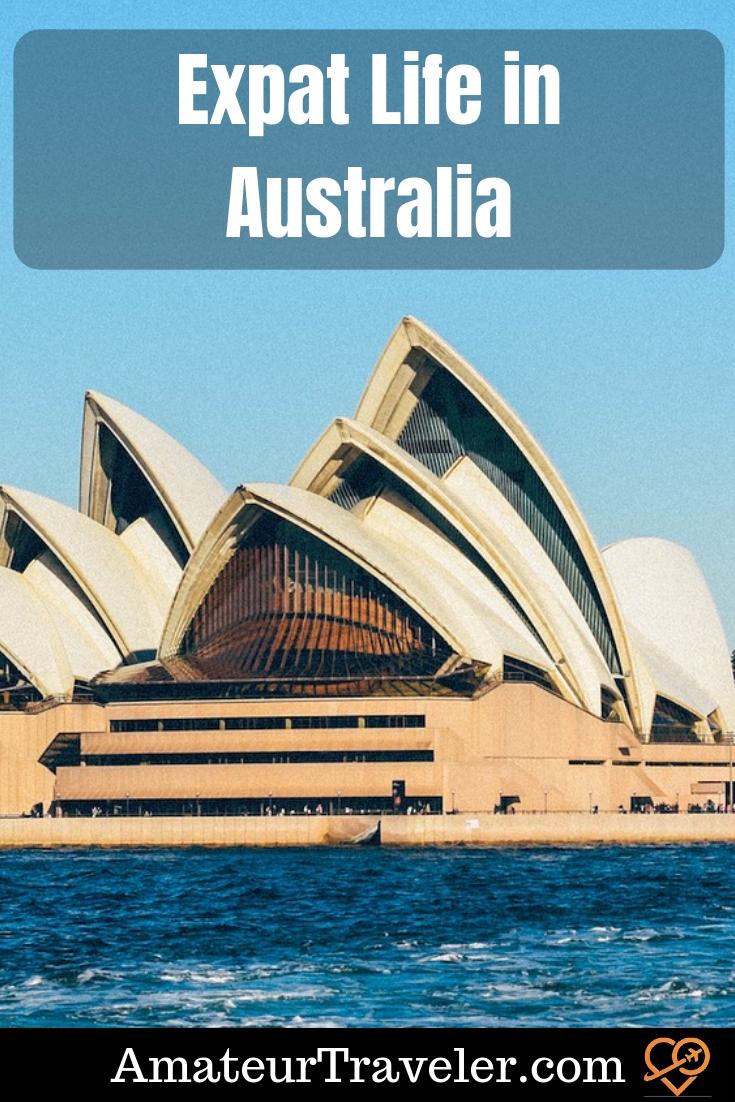 Living in Australia as an Expat #travel #australia #expat