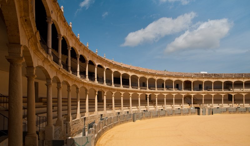 Bull Ring - Ronda, Spain