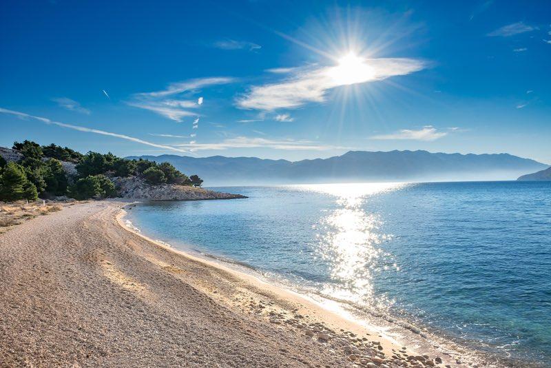 Island Krk – Baska, Croatia