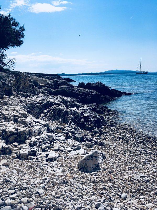 Beach - Island Losinj - Croatia
