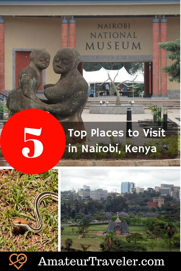 5 Places to Visit in Nairobi, Kenya - Things to do in Nairobi