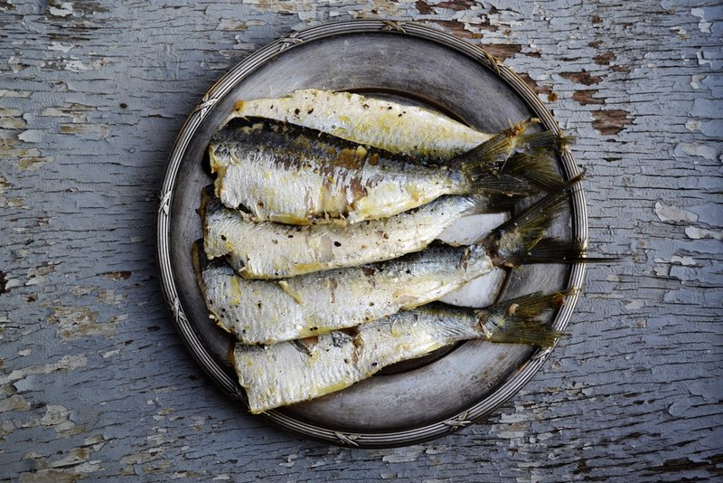 Grilled Sardines - Croatia