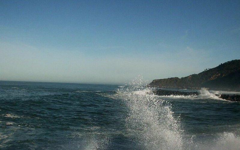 waves and sea - San Sebastian Spain