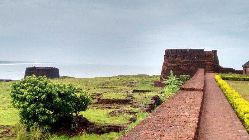 Bekal Fort, India