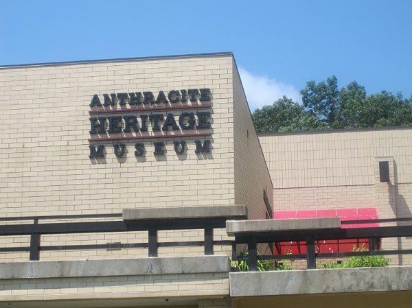 Pennsylvania Anthracite Heritage Museum - Scanton