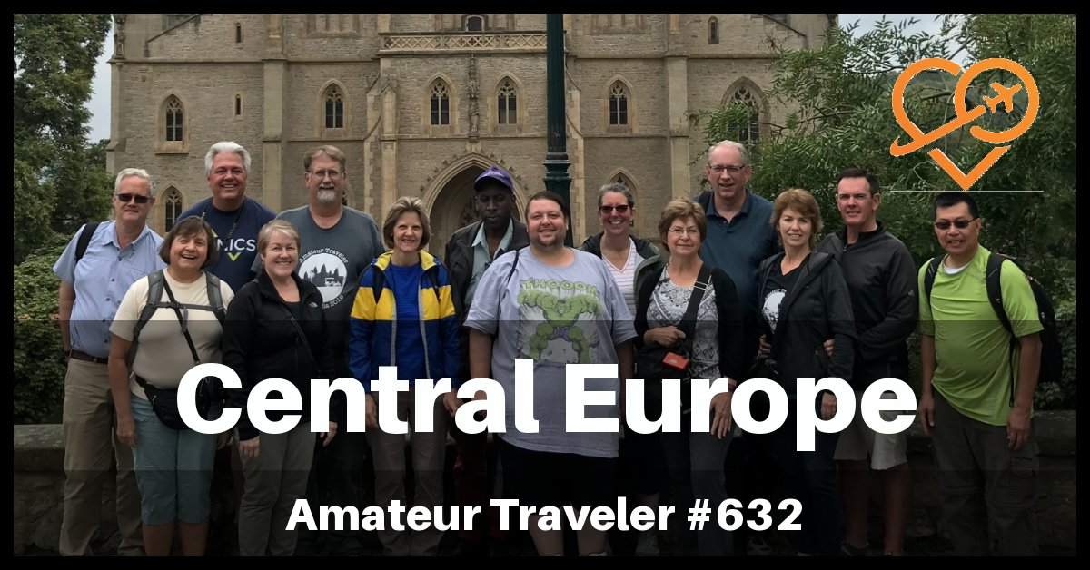 Travel to Central Europe (Prague, Krakow, Budapest) (Podcast)