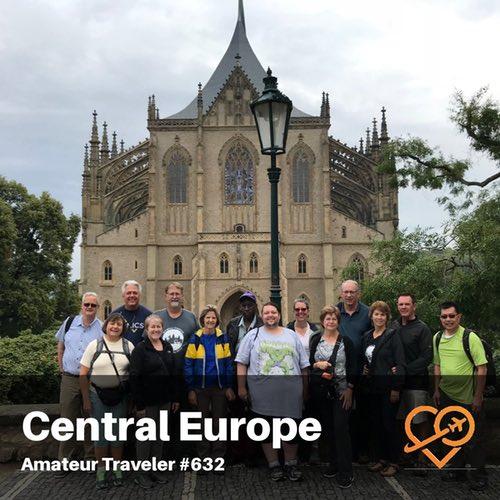 Travel to Central Europe (Prague, Krakow, Budapest) – Episode 632