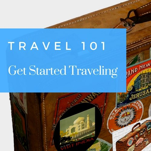Getting Started Traveling