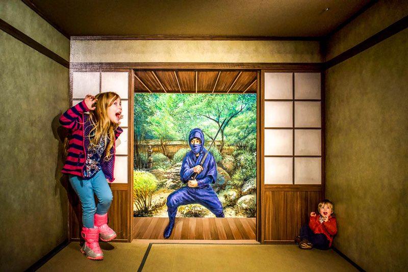 Trick Art Museum Odaiba