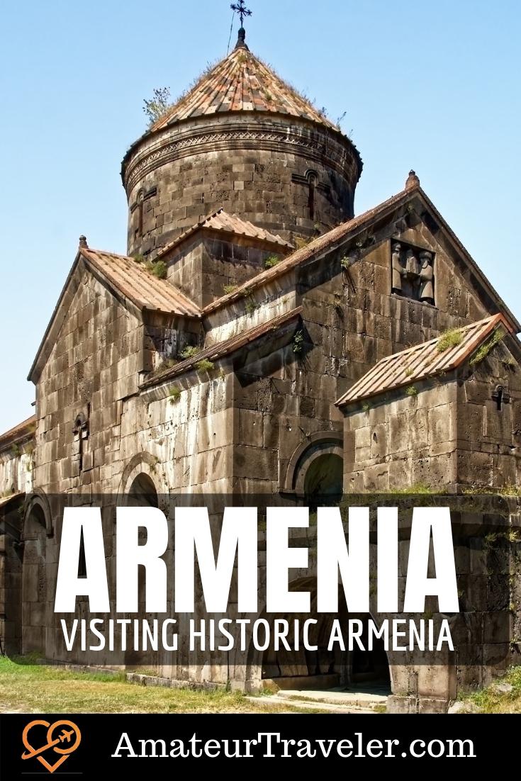 Visiting Historic Armenia #travel #trip #vacation #destinations #planning #whattodoin #armenia