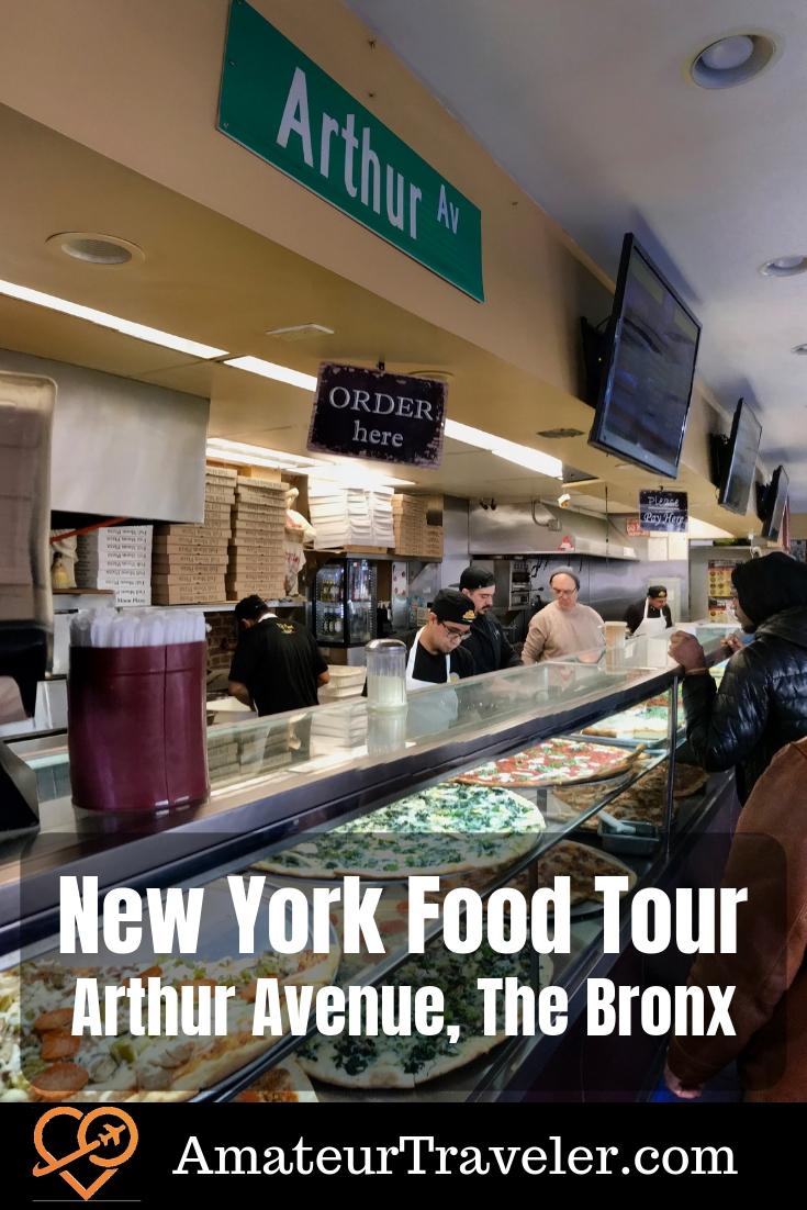 Arthur Avenue Bakeries, Italian Restaurants and Shops | New York City Food Tour | New York City Walking Tour | The Bronx #travel #trip #vacation #thingstodoin #nyc #newyork #newyorkcity #bronx #thebronx #food #restaurant #tour #foodtour