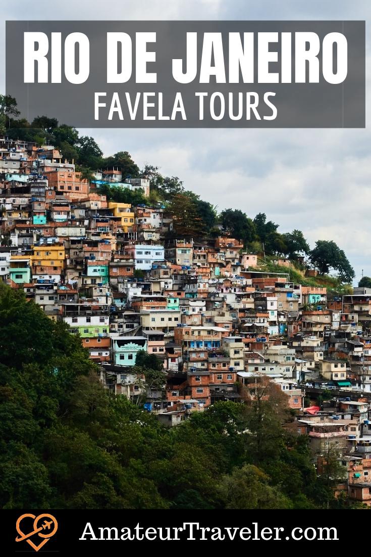 Favela Tours - Rio de Janeiro, Brazil #travel #trip #vacation #rio #rio-de-janeiro #brazil #thingstodoin