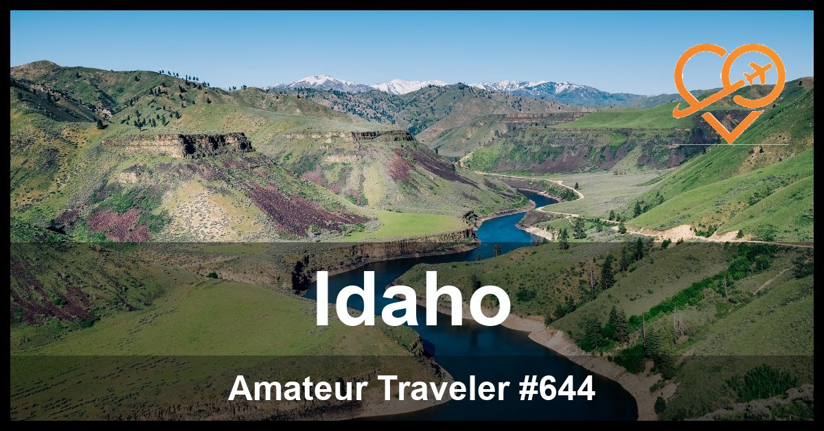 Idaho Road Trip (Podcast) -