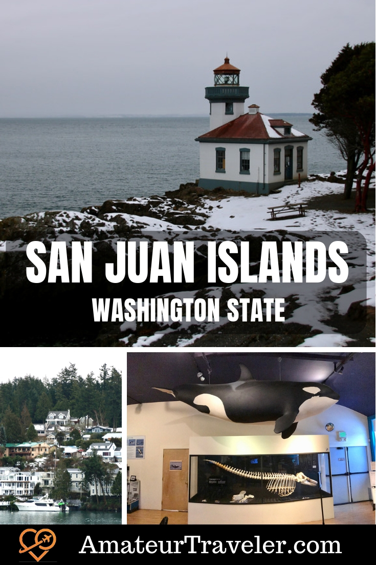 Things to Do in the San Juan Islands, Washington - History, Art, Food and Whale Watching #travel #trip #vacation #san-juan-island #san-juan-islands #washington #friday-harbor #thingstodoin #planning #art #theatre #wildlife #whale #whales #thingstodo #ferry #food #map #whale-watching