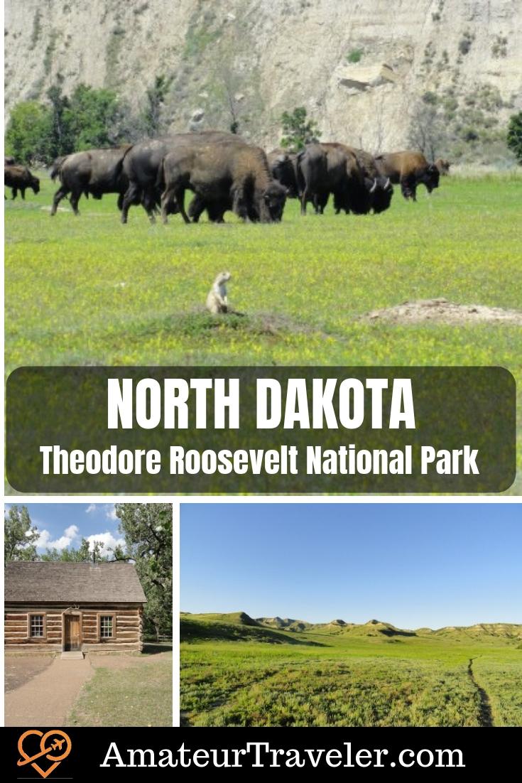 North Dakota and Theodore Roosevelt National Park #north-dakota #usa #travel #trip #vacation #Theodore-Roosevelt #National-Park #planning #whattodoin