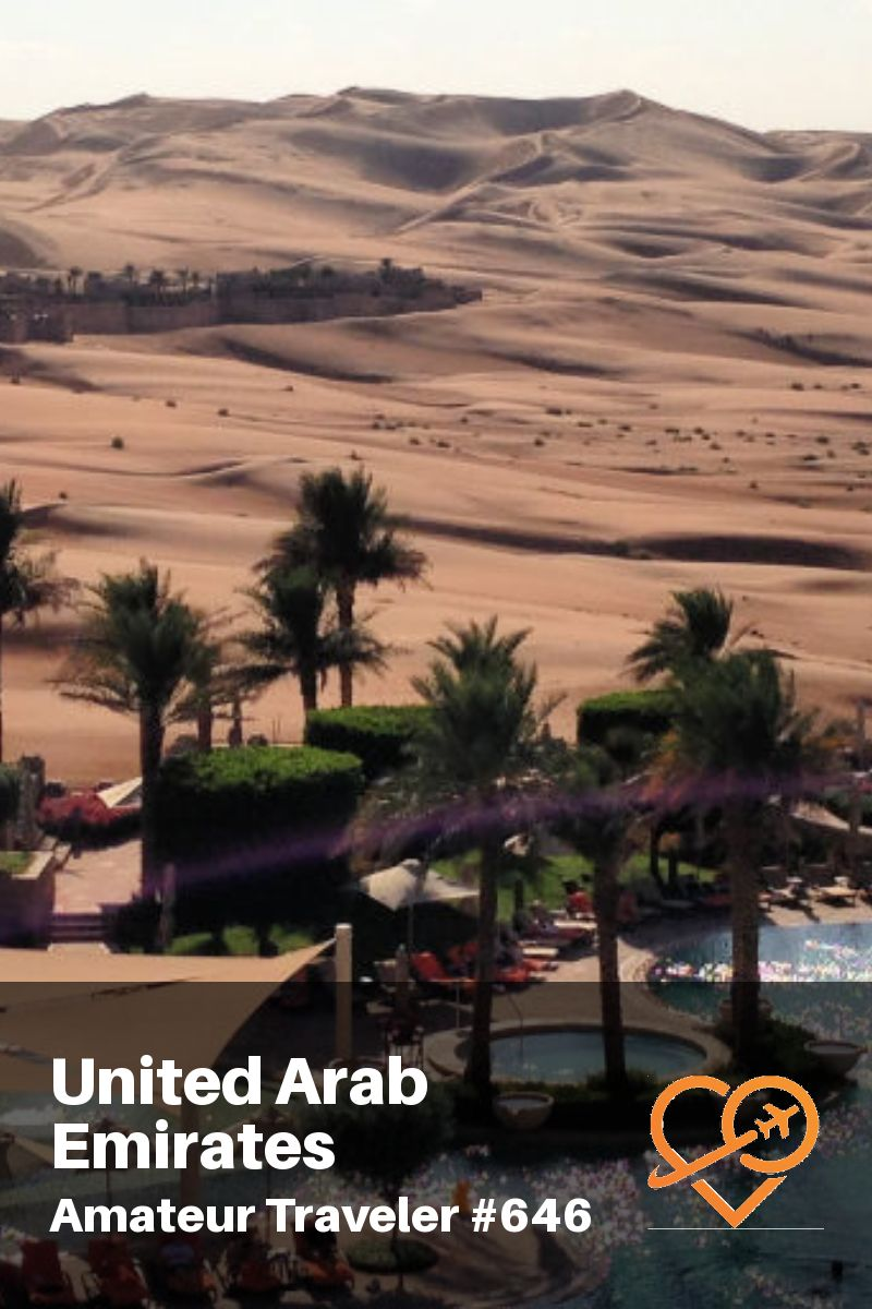 Travel to the United Arab Emirates (UAE) (Podcast) #uae #dubai #dbu-dhabi #united-arab-emirates #planning #podcast #travel #trip #vacation #destinations #cities #skyscrapers #cities #middle-east
