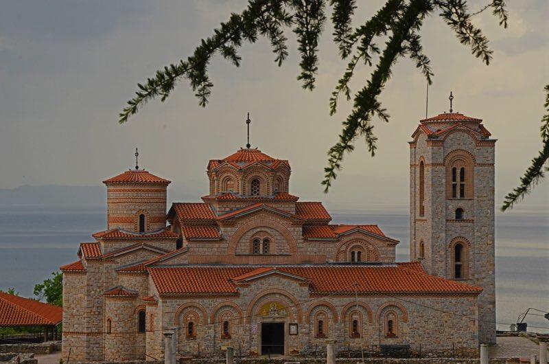 монастырь Плаошник