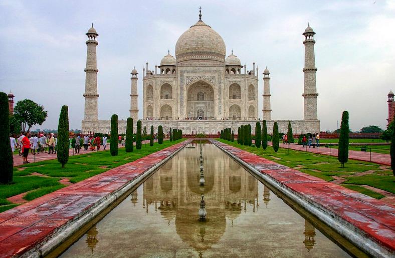 Taj Mahal - Sustainable Tourism in India