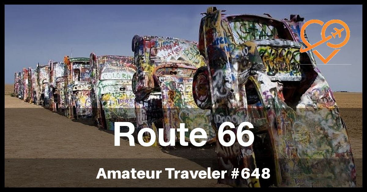 Route 66 Road Trip (Podcast)
