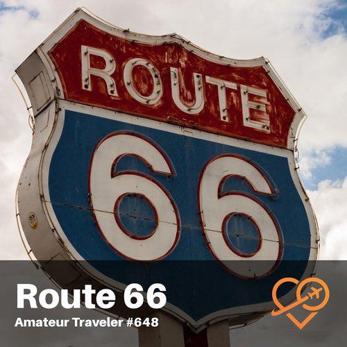 Route 66 Road Trip – Episode 648