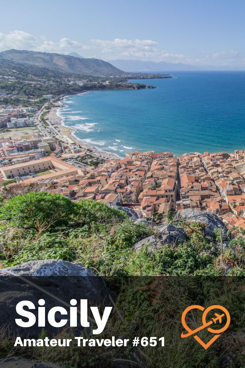 Best Places to Visit in Sicily, Italy (Podcast) | Things to do in Sicily #travel #trip #vacation #trips #italy #sicily #things-to-do-in #itinerary #food