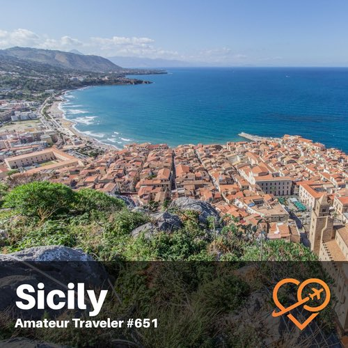 Travel to Sicily – Episode 651