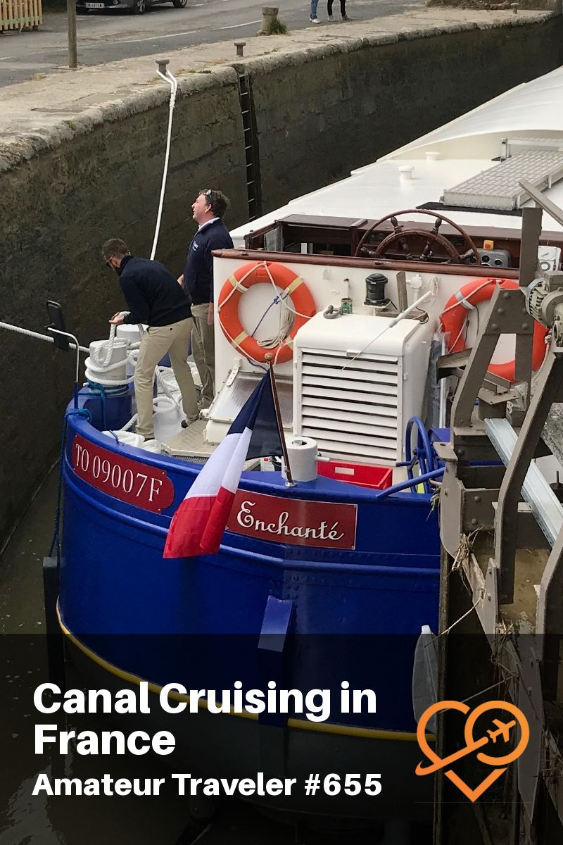 Canal Cruising in France | Luxury Hotel Barge | Canal du Midi | Carcassonne (Podcast) #travel #trip #vacation #canal-du-midi #Carcassonne #barge #cruise #canal #boat #locks #podcast #Languedoc