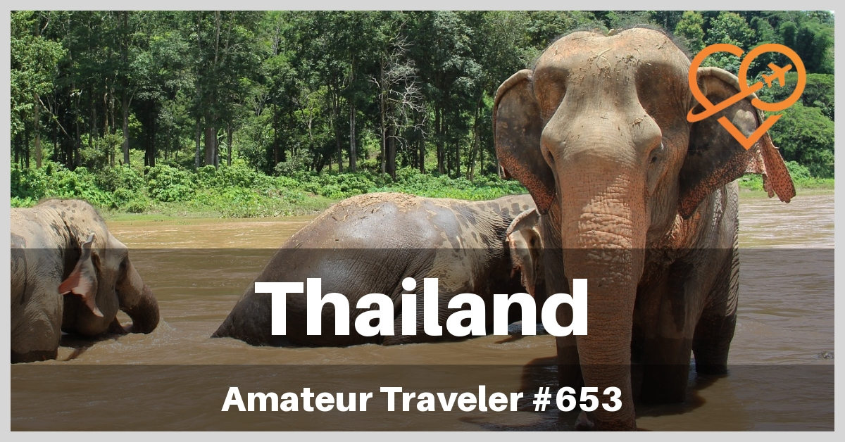 Travel to Thailand (Podcast)