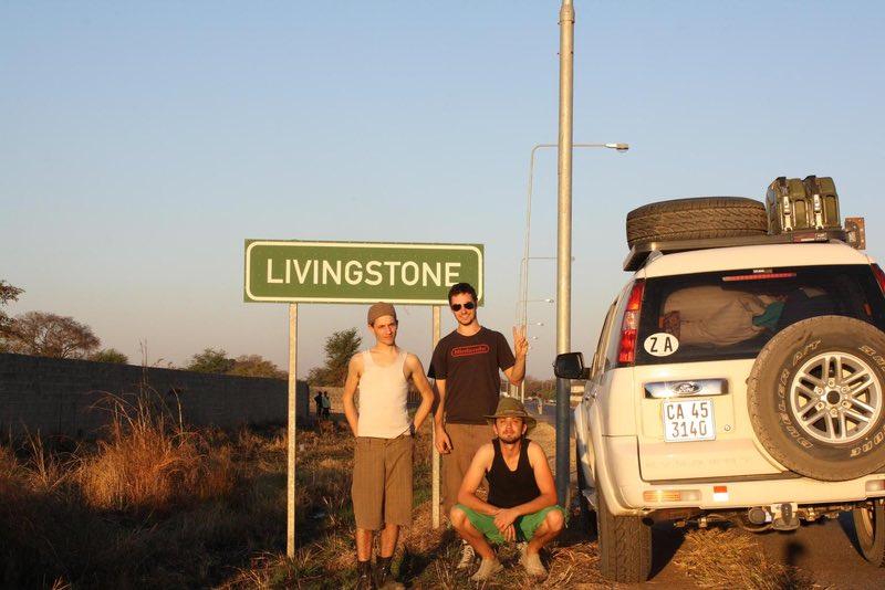 Livingstone sign