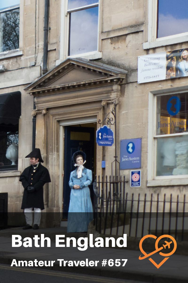 Travel to Bath, England (Podcast) #travel #trip #vacation #uk #united-kingdom #england #britain #great-britain #bath #itinerary #things-to-do-in #jane-austin #georgian #roman #spa #what-to-do-in