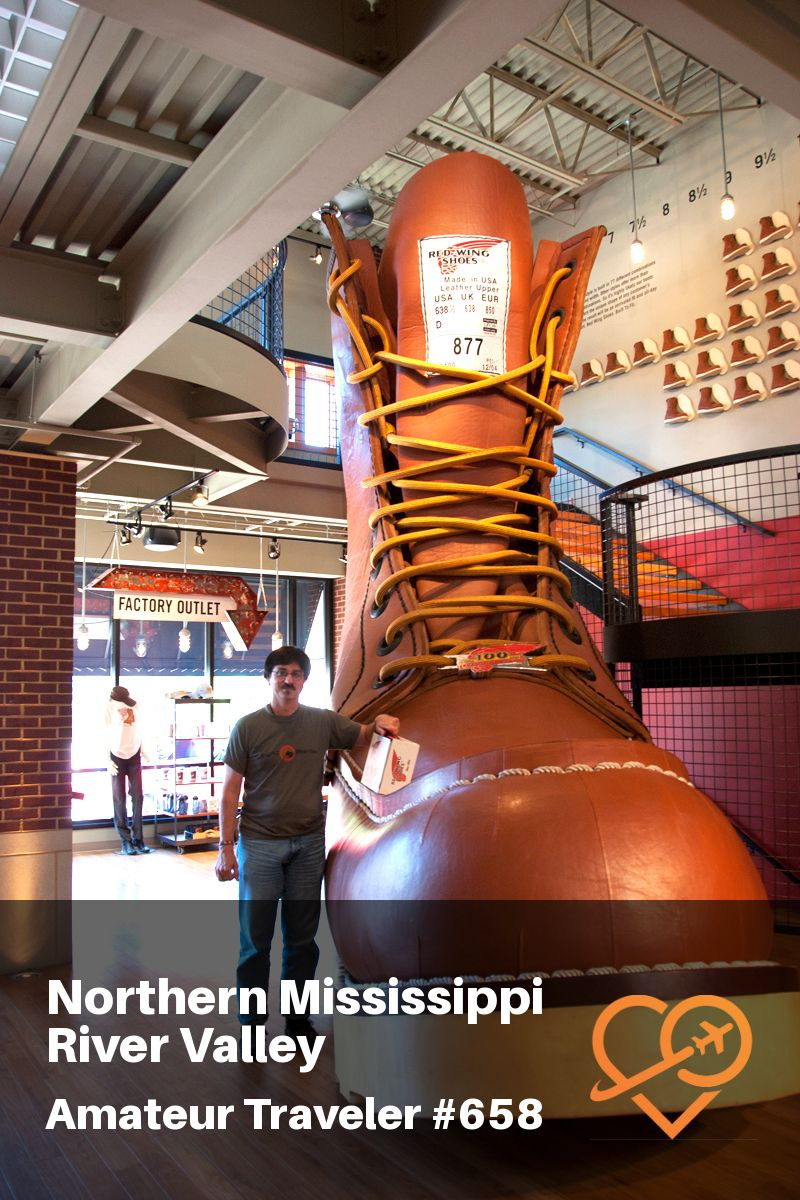 Travel the Northern Mississippi River Valley (Podcast) - Minnesota and Wisconsin #travel #trip #vacation #mississippi-river #river #Wisconsin #Minnesota #things-to-do-in #itinerary #podcast