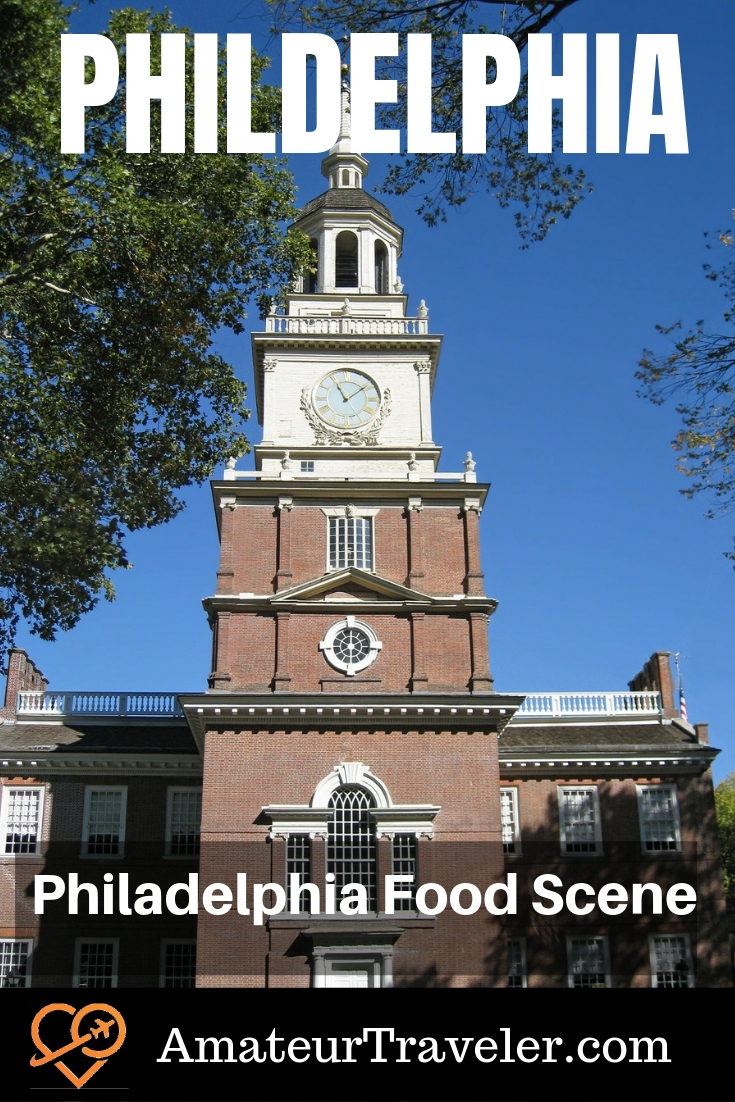 10 Reasons Why Philly Has the Best Food Scene on the East Coast #philly #philadelphia #food #travel #trip #vacation #cheesesteak #market #restaurat