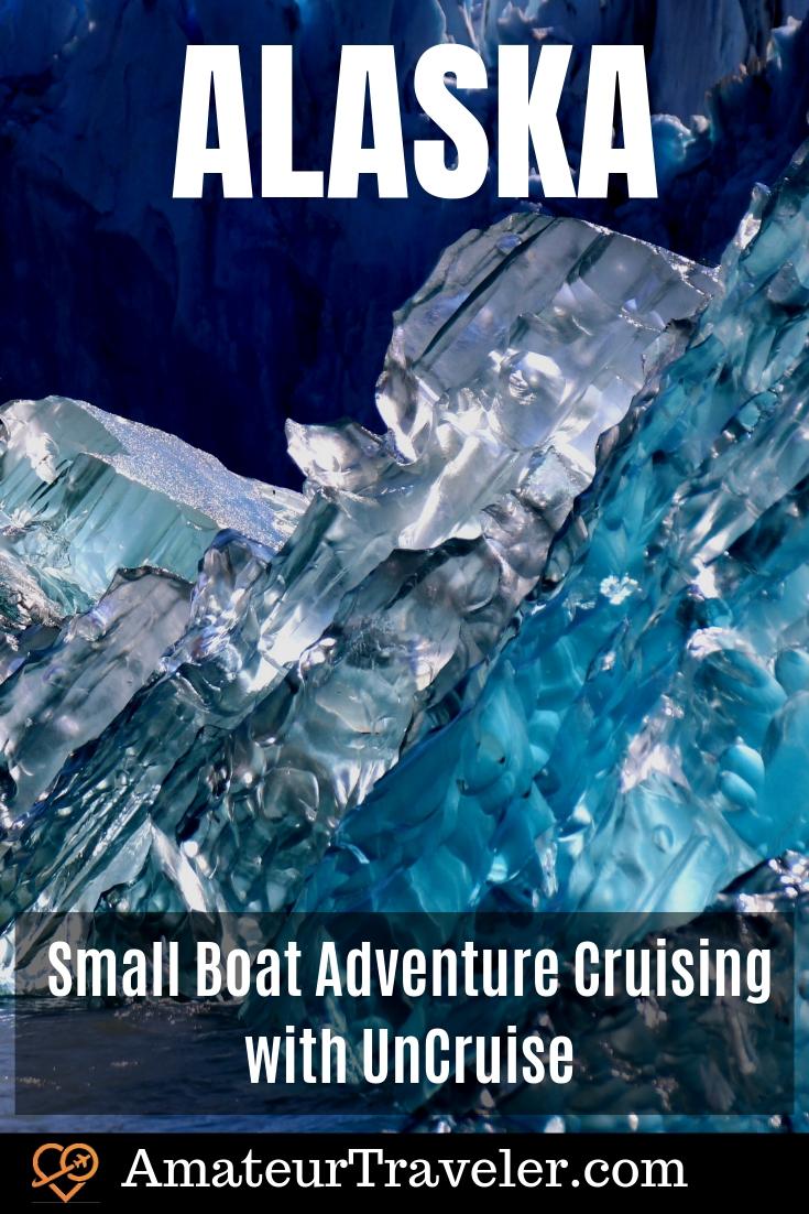 Small Ship Alaska Cruise with UnCruise Alaska - Kayaking, Wildlife and Bushwacking #travel #trip #vacation #alaska #juneau #cruise #excursions #adventure #kayak #hike #iceberg #glacier-bay #national-park