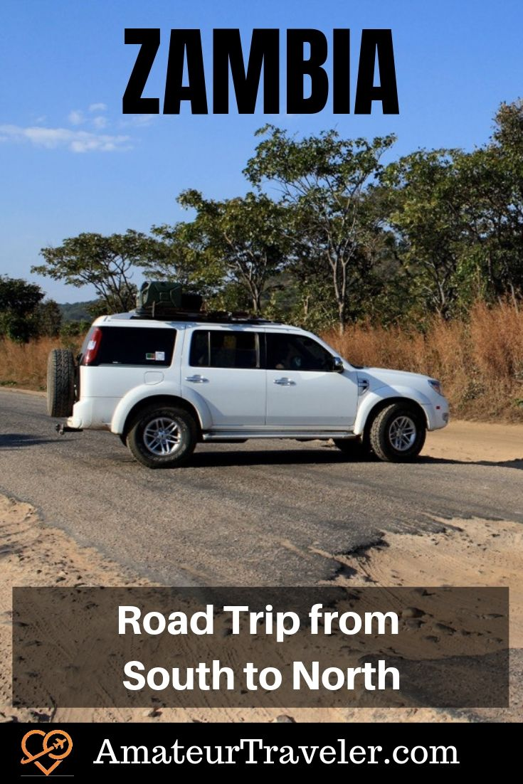 Zambia Road Trip from South to North | Zambia Self Drive #travel #trip #vacation #africa #road-trip #zambia #wildlife #art #victoria-falls #livingstone #itinerary