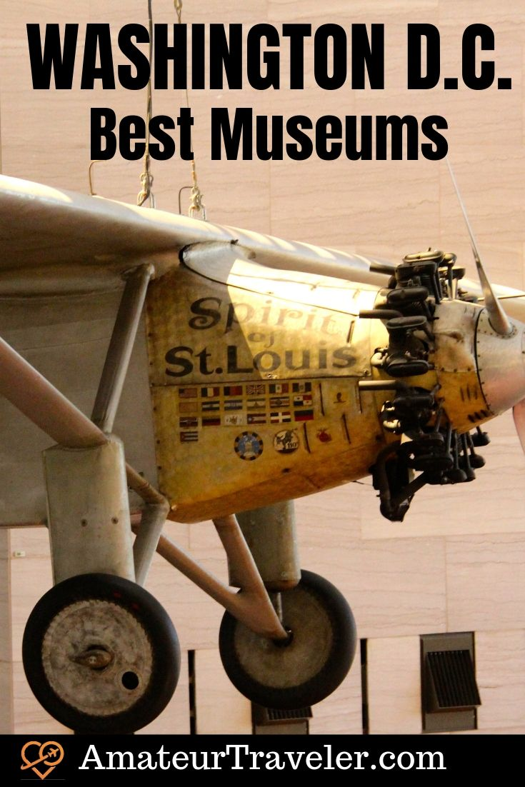 Best Museums in Washington D.C #travel #trip #vacation #what-to-see-in #what-to-do-in #dc #washington-dc #smithsonian #museum #usa #united-states #american-history #with-kids #for-kids #art #places-to-visit