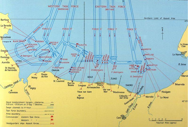 Normandy Landings June 6th 1944