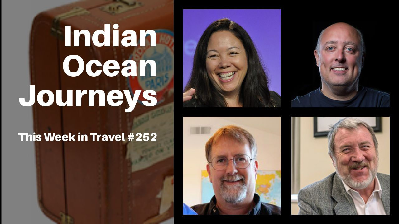 David H. Mould travel writer and author of the recent book Monsoon Postcards: Indian Ocean Journeys (Podcast) - India, Bangladesh, Indonesia, Madagascar