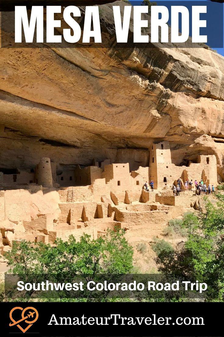 Colorado Road Trip - Denver, Pagosa Springs, Chimney Rock, Mesa Verde, Durango   What to do in Southwest Colorado #colorado #road-trip #durango #mesa-verde _chimney-rock #pagosa-springs #national-park #what-to-do-in #rockies #travel #trip #vacation