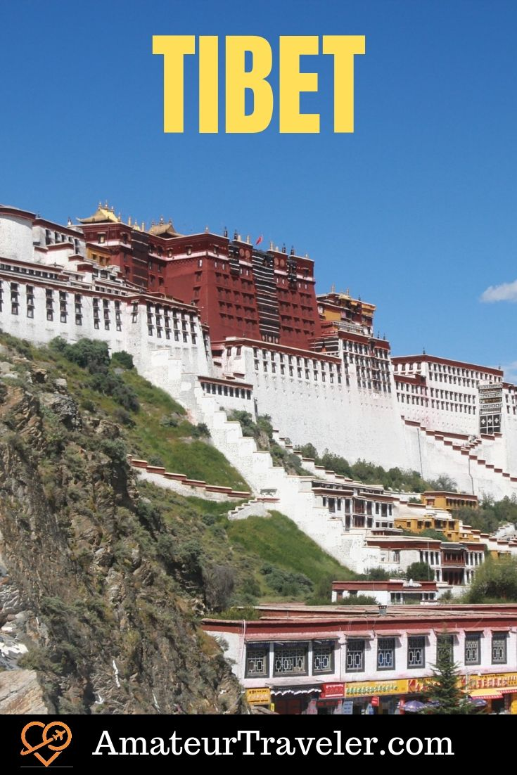 Tibet Holiday | Tibet Itinerary | What to do in Tibet #tibet #lhasa #travel #trip #vacation #itinerary #what-to-do-in #things-to-do-in #monastary #landscape #buddhism #temple #mountains