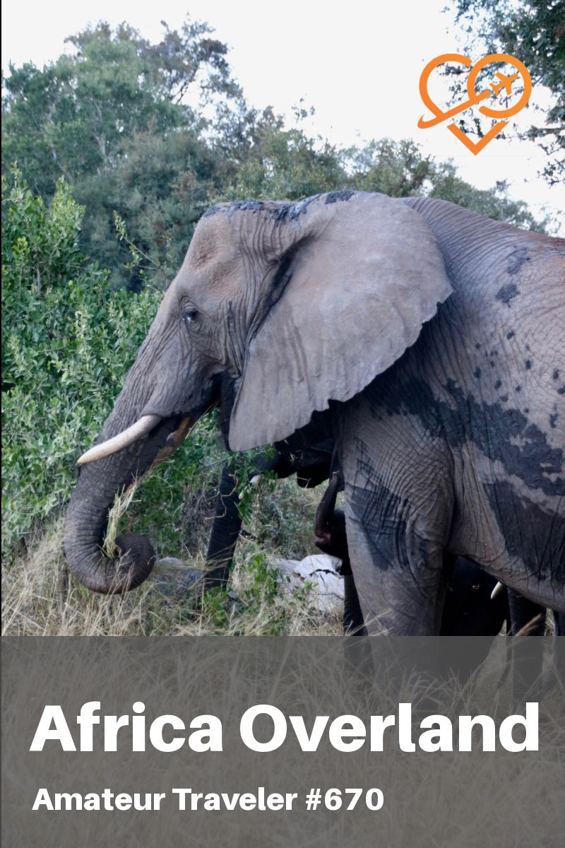 Africa Overland from Johannesburg, South Africa to Victoria Falls, Zimbabwe (Podcast) #travel #trip #vacation #africa #south-africa #botswana #zimbabwe #wildlife #safari #what-to-do-in #victoria-falls #road-trip