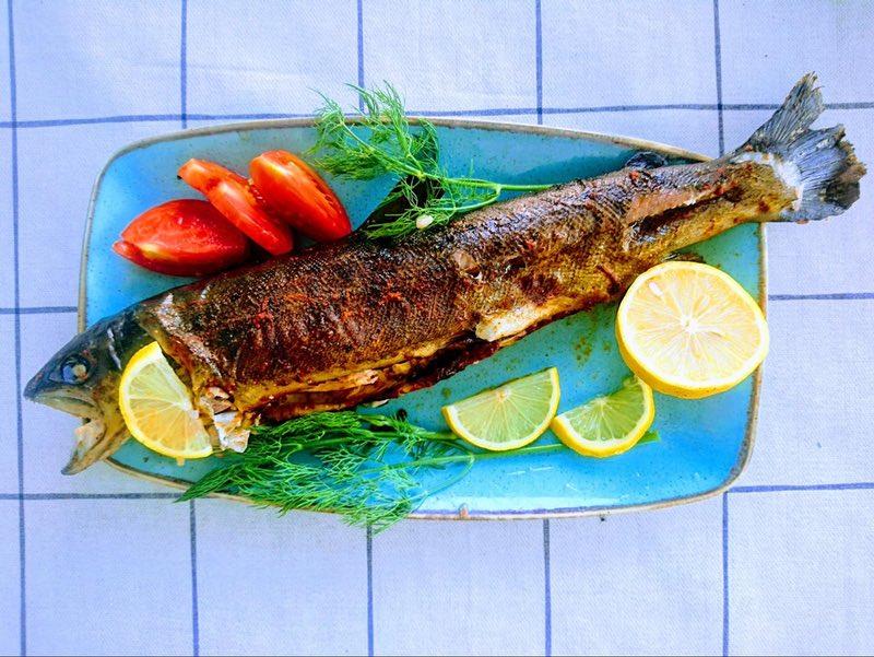 Armenian Food - Ishkhan