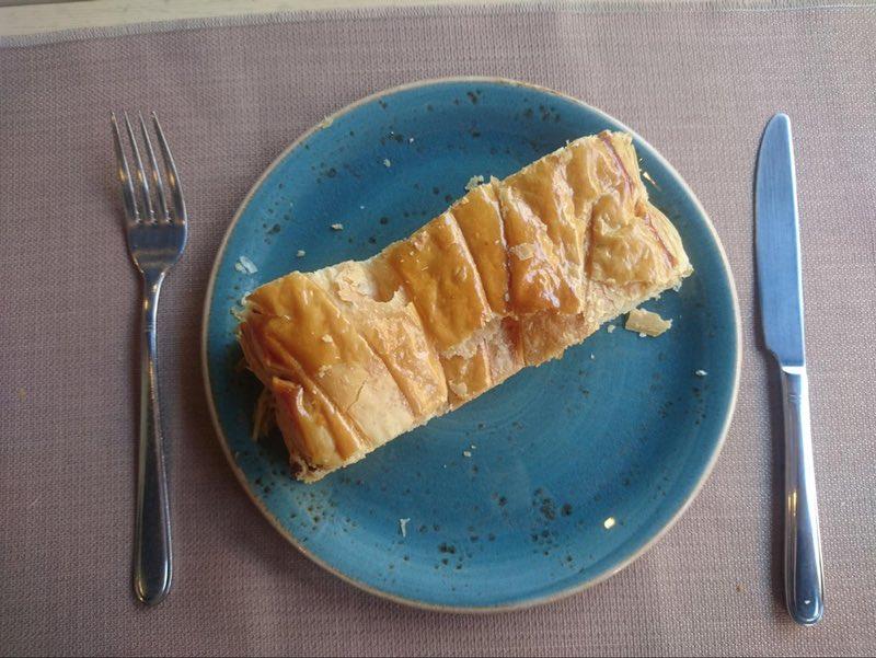 Armenian Food - Gata