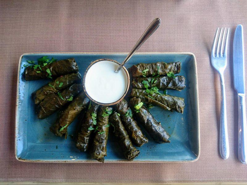 Armenian Food - Dolma
