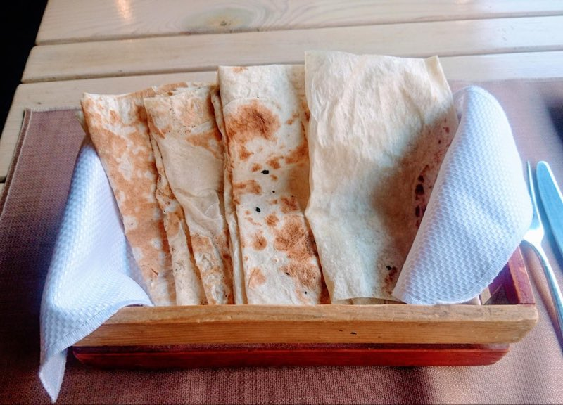 Armenian Food - Lavash